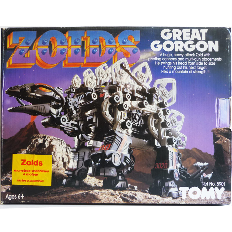 Zoids Great Gorgon