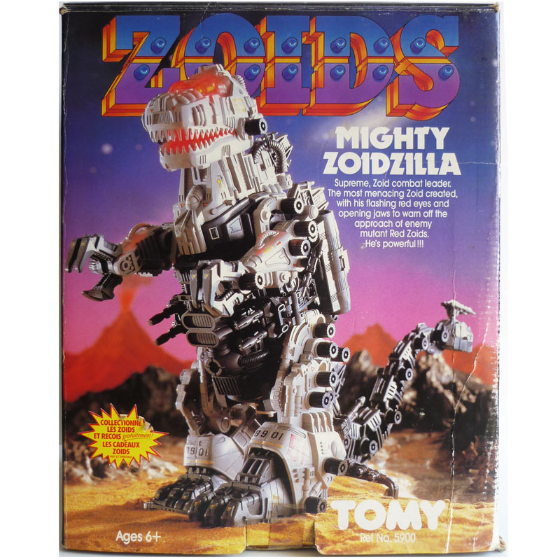 Zoids Mighty Zoidzillla