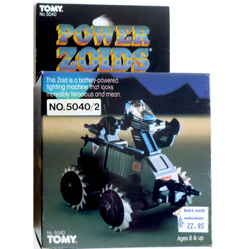 Power Zoids Tank