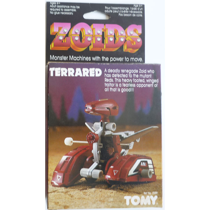 Zoids Terrared